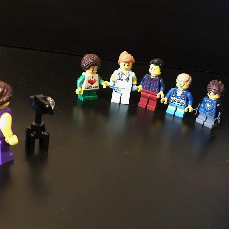 I'm A Lego Star :: Sacramento Family Portraits